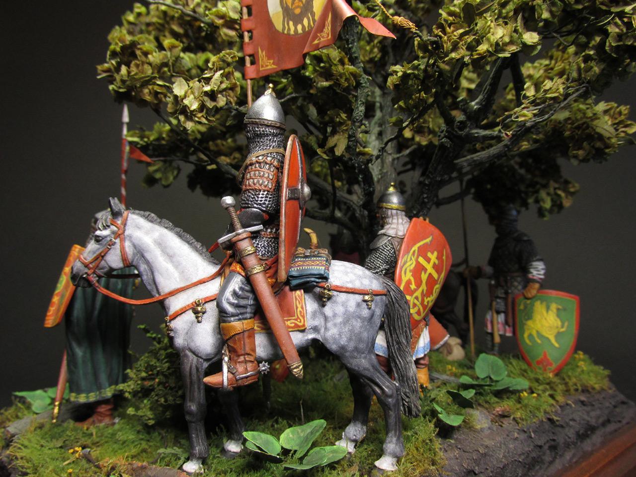 Dioramas and Vignettes: Ambush regiment, photo #11
