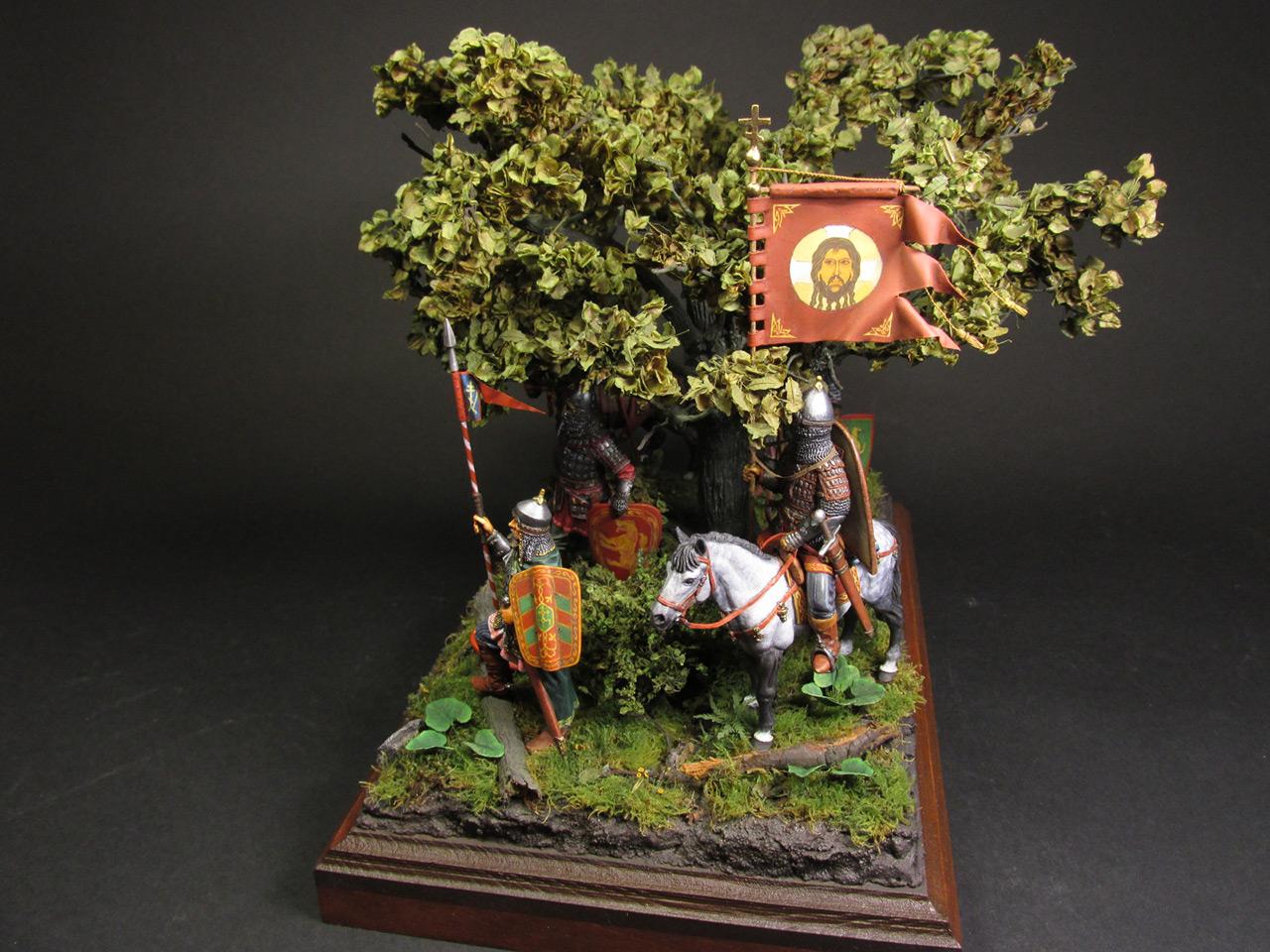 Dioramas and Vignettes: Ambush regiment, photo #24