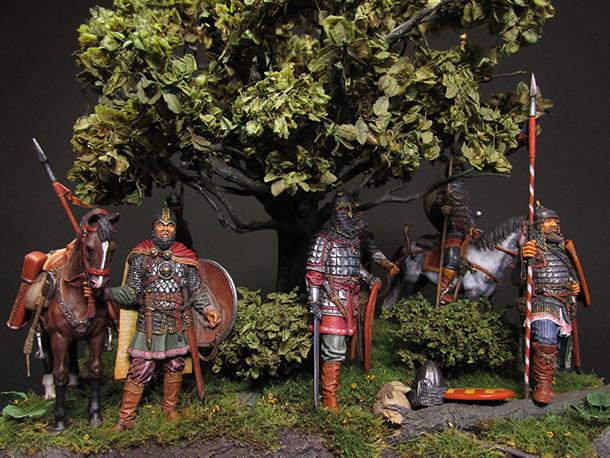 Dioramas and Vignettes: Ambush regiment