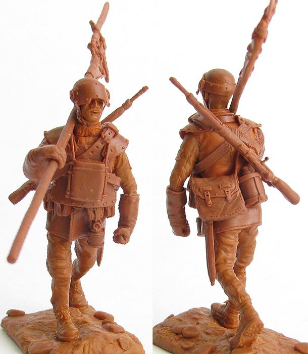 Sculpture: Ardito