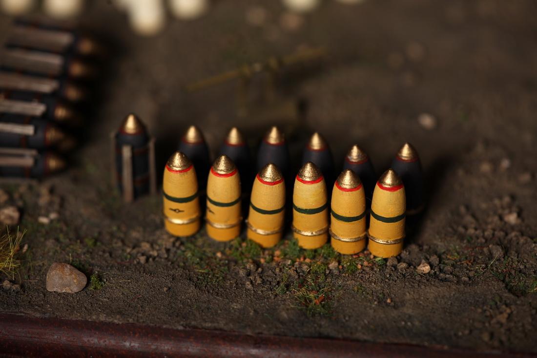 Dioramas and Vignettes: 8-inch heavy gun Mk II , photo #19