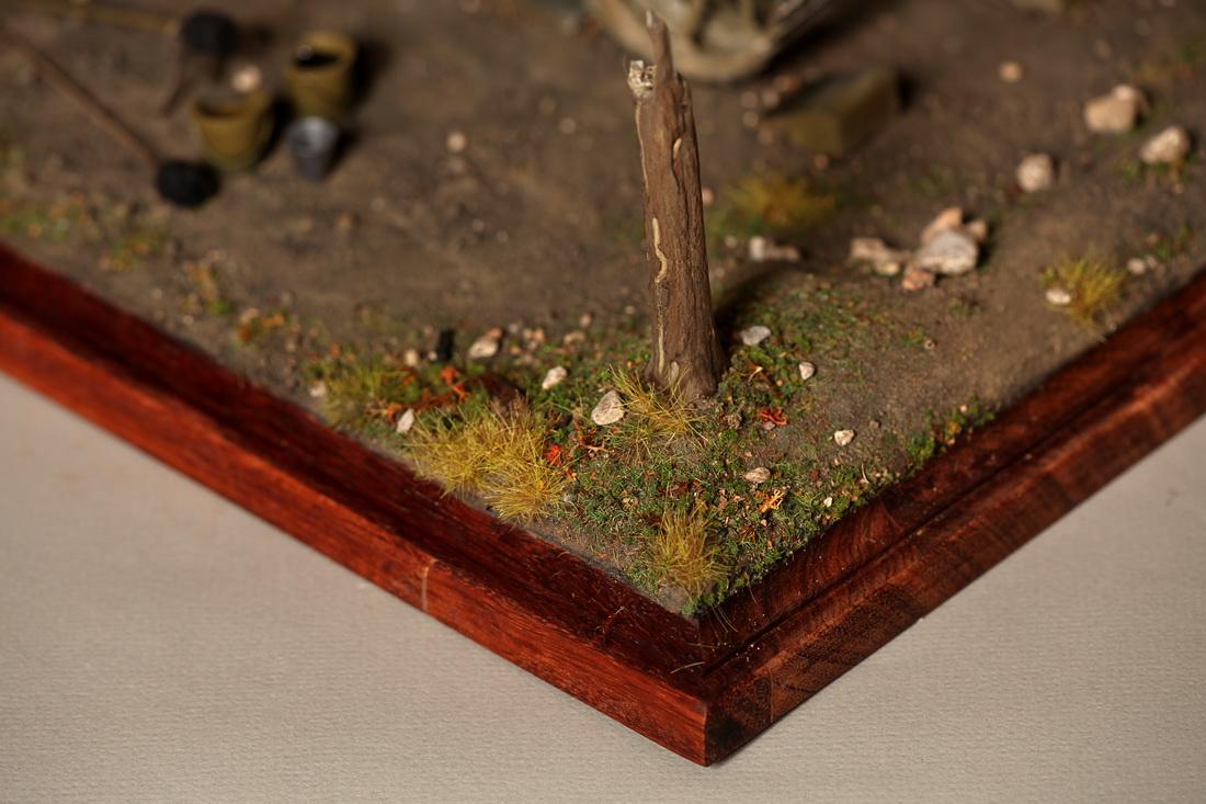 Dioramas and Vignettes: 8-inch heavy gun Mk II , photo #25