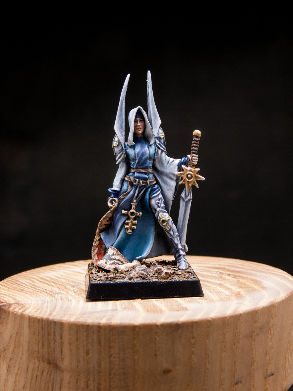 Miscellaneous: Tora, Sister of Inquisition, photo #1