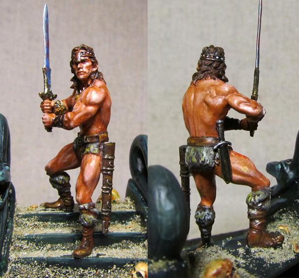 Figures: Conan