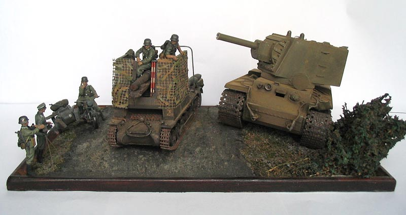 Dioramas and Vignettes: Propaganda Photo, photo #1