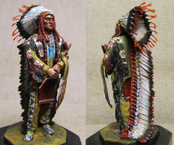 Figures: Sitting Bull