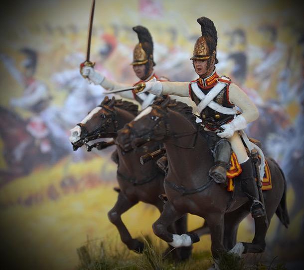 Figures: Leib Guards cavalry regiment