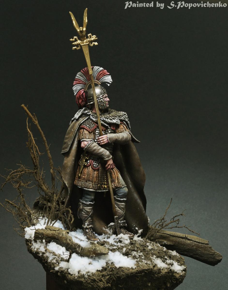 Figures: Lucius Sertorius Firmus, Aquilifer Legio XI, photo #10