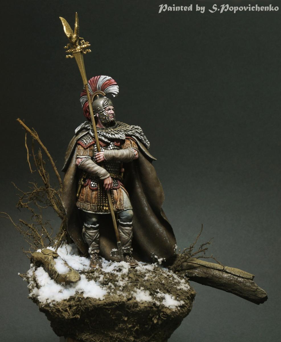 Figures: Lucius Sertorius Firmus, Aquilifer Legio XI, photo #11