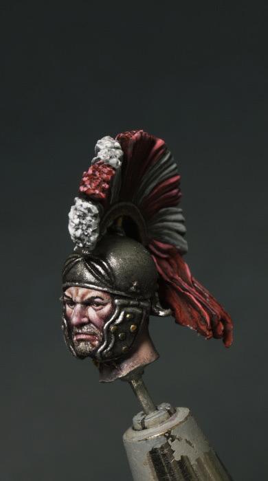 Figures: Lucius Sertorius Firmus, Aquilifer Legio XI, photo #16