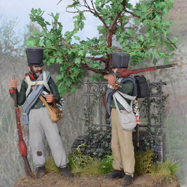 Dioramas and Vignettes: Somewhere in Prussia