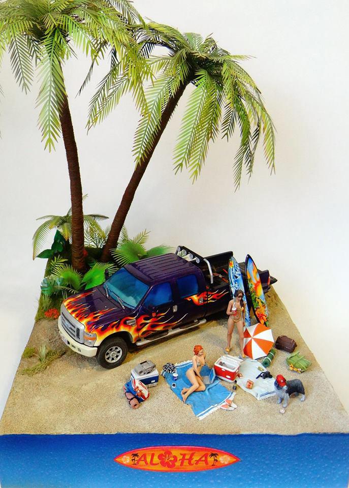 Dioramas and Vignettes:  Aloha!, photo #1