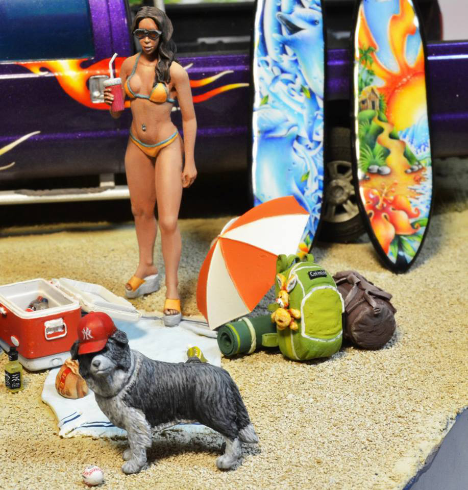 Dioramas and Vignettes:  Aloha!, photo #11