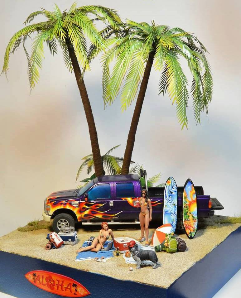 Dioramas and Vignettes:  Aloha!, photo #2