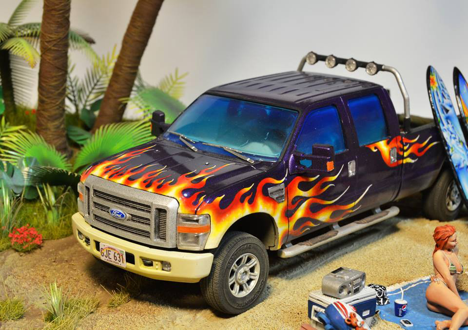 Dioramas and Vignettes:  Aloha!, photo #3