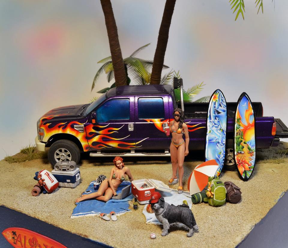 Dioramas and Vignettes:  Aloha!, photo #4