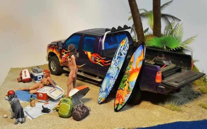 Dioramas and Vignettes:  Aloha!, photo #7