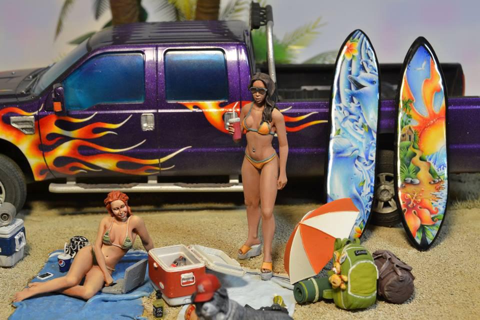 Dioramas and Vignettes:  Aloha!, photo #8