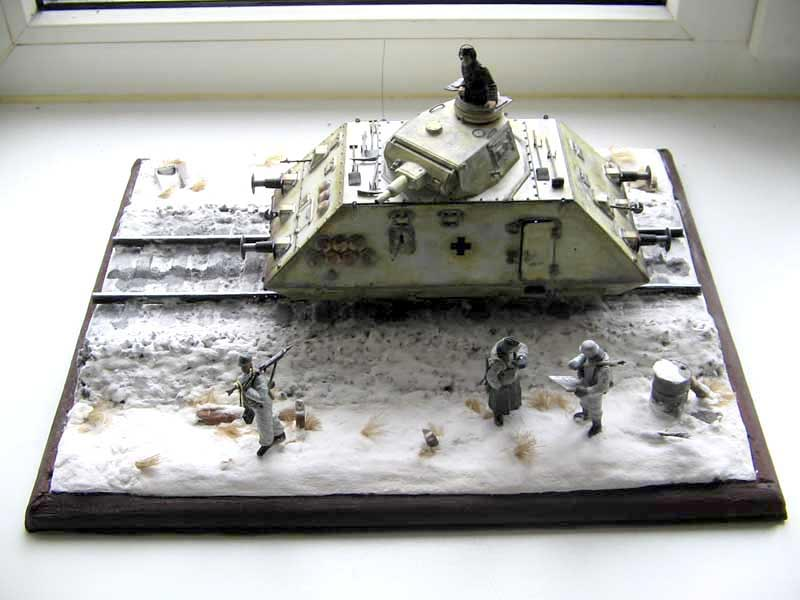 Dioramas and Vignettes: Just One Hour for All..., photo #4