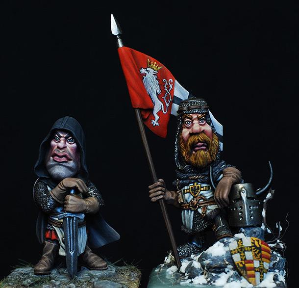Miscellaneous: Templar knights