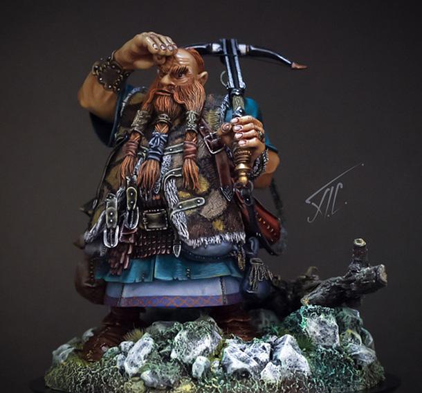 Miscellaneous: Third Dwarf