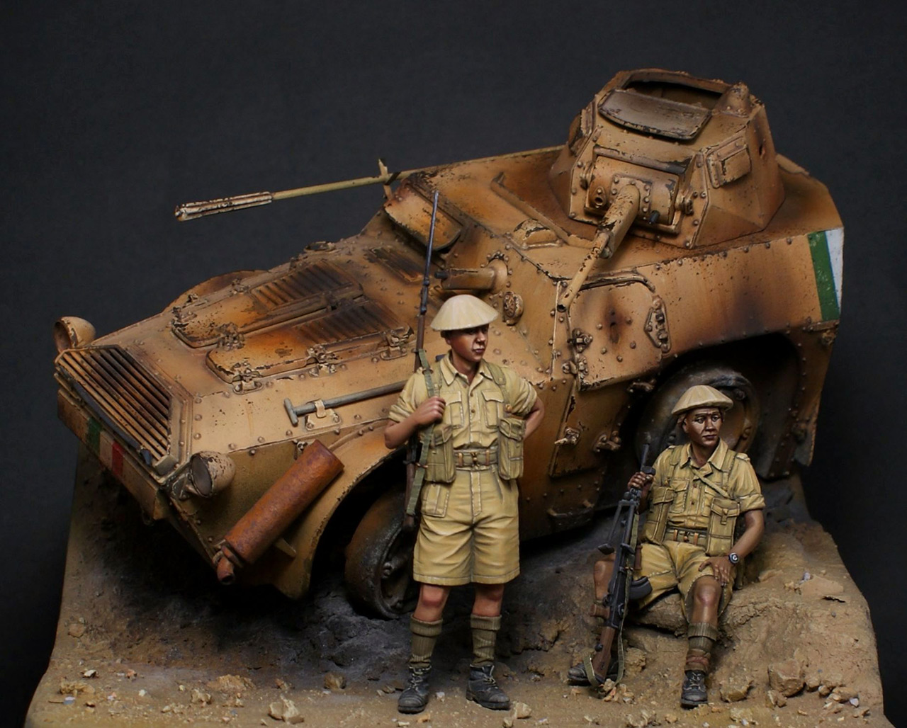 Dioramas and Vignettes: Africa, photo #2