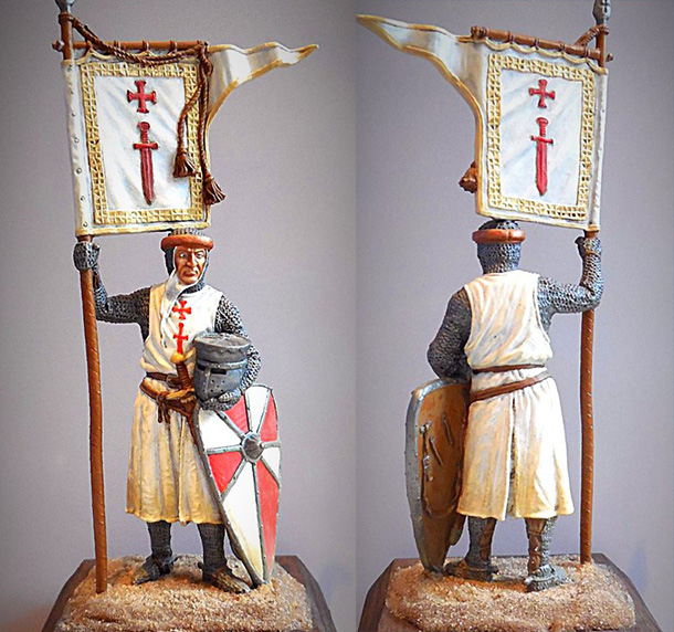 Figures: Crusader
