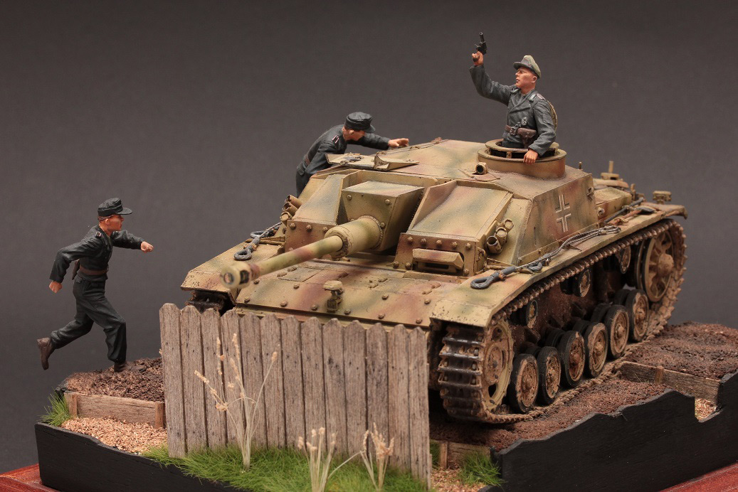 Dioramas and Vignettes: Eastern Front, 1944, photo #1