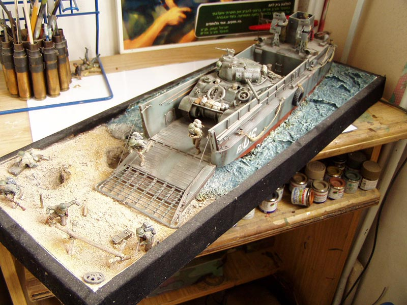Photo 2 - D-Day   Dioramas and Vignettes   Gallery on Diorama ru