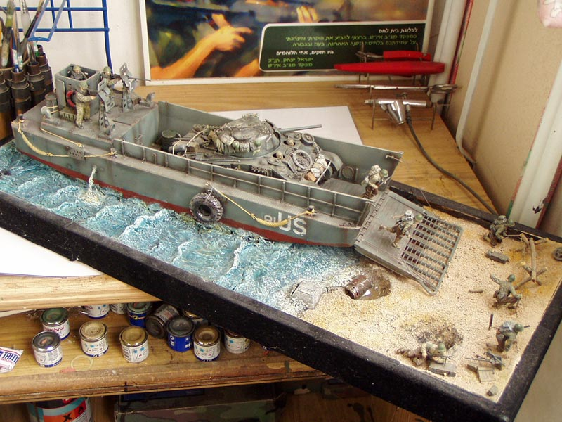 Photo 7 - D-Day   Dioramas and Vignettes   Gallery on Diorama ru