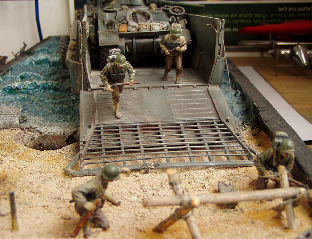Dioramas and Vignettes: D-Day