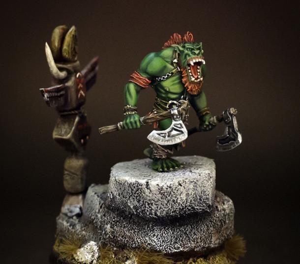Miscellaneous: Hurk-Oh, Orc Berserker