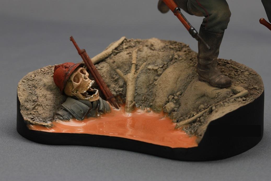 Figures: WWI German infantryman, photo #10
