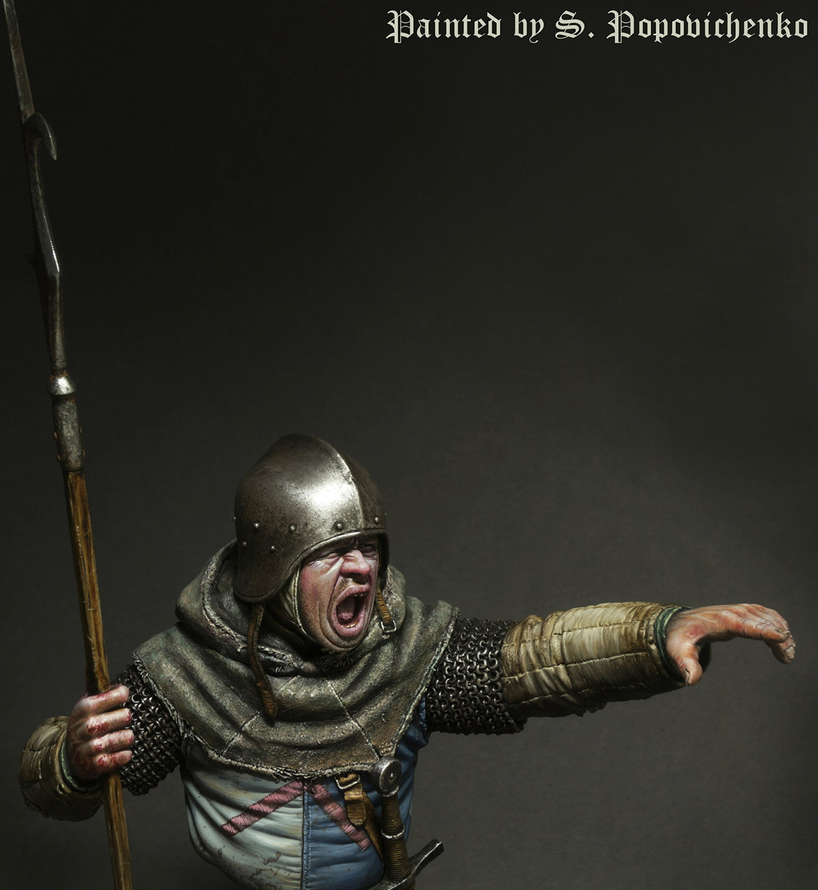 Figures: Medieval infantryman, photo #1