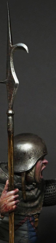 Figures: Medieval infantryman, photo #11