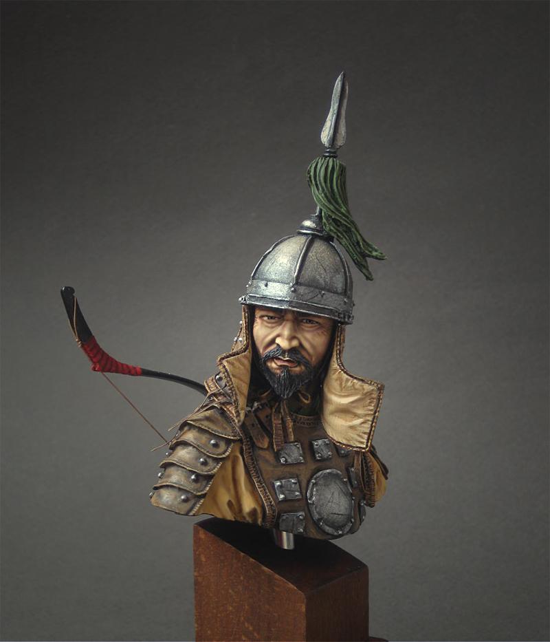 Figures: Mongol warrior, photo #3