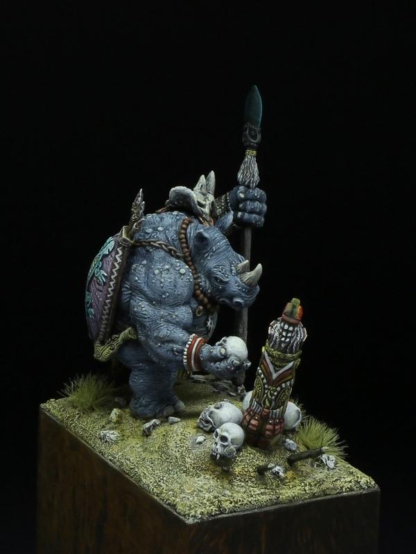 Miscellaneous: Rhino Maori, photo #3