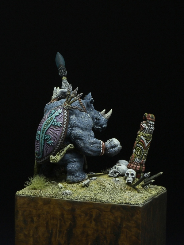 Miscellaneous: Rhino Maori, photo #5