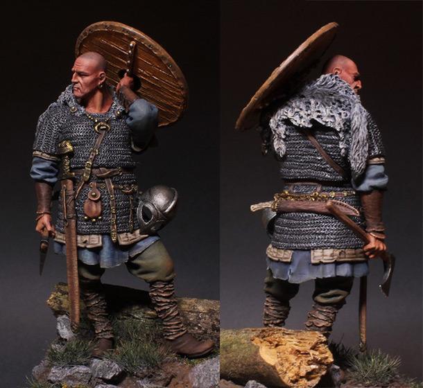 Figures: Huscarl
