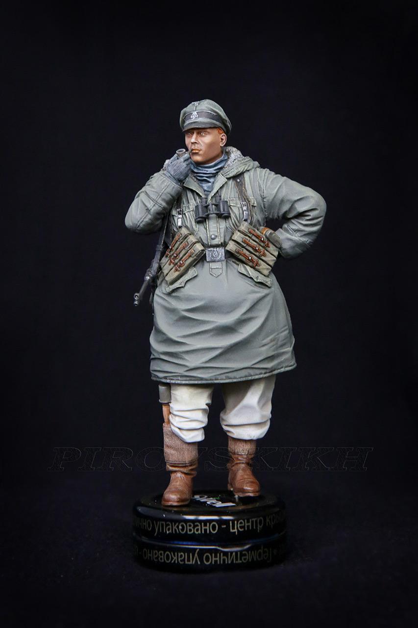 Figures: SS Grenadier, LAH, Kharkov, photo #1