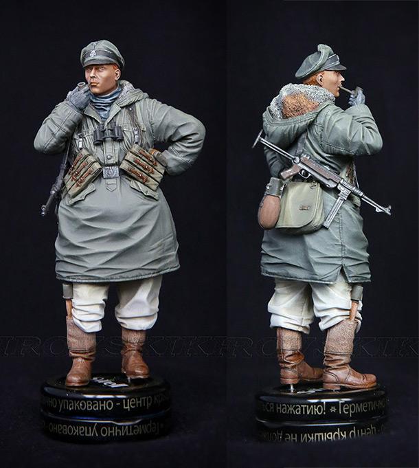 Figures: SS Grenadier, LAH, Kharkov