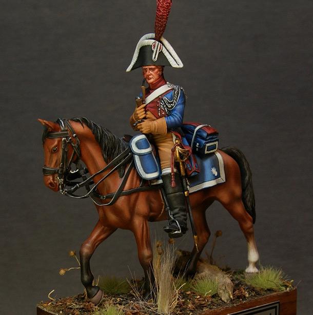 Figures: Gendarme, 1804