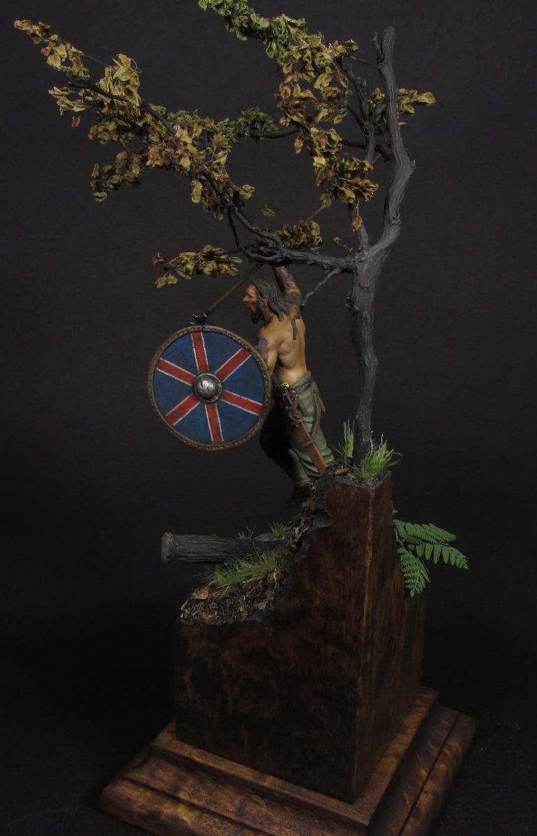 Figures: Viking berserker, photo #10