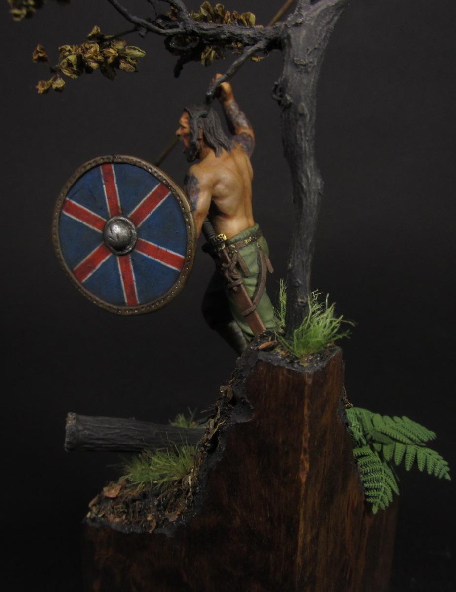 Figures: Viking berserker, photo #12