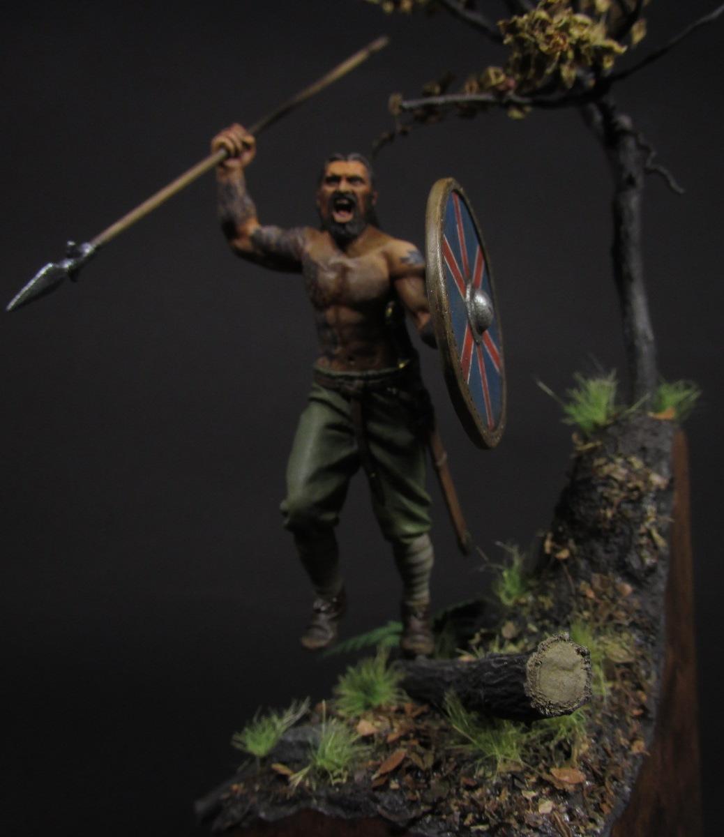 Figures: Viking berserker, photo #2