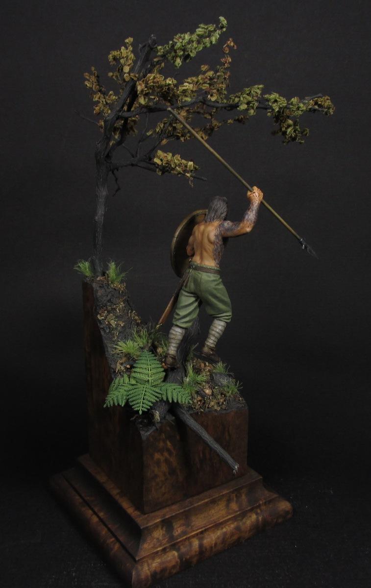 Figures: Viking berserker, photo #6