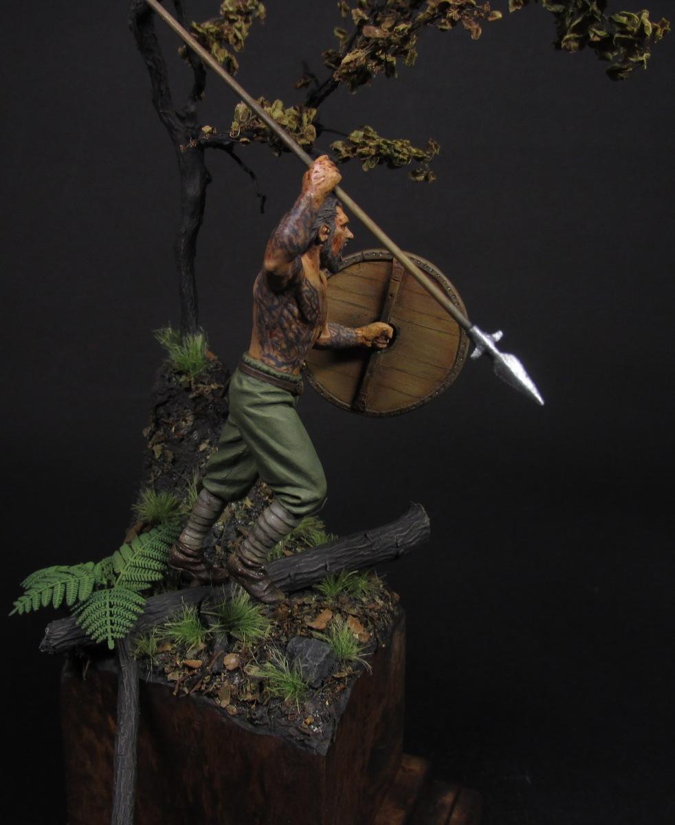 Figures: Viking berserker, photo #7