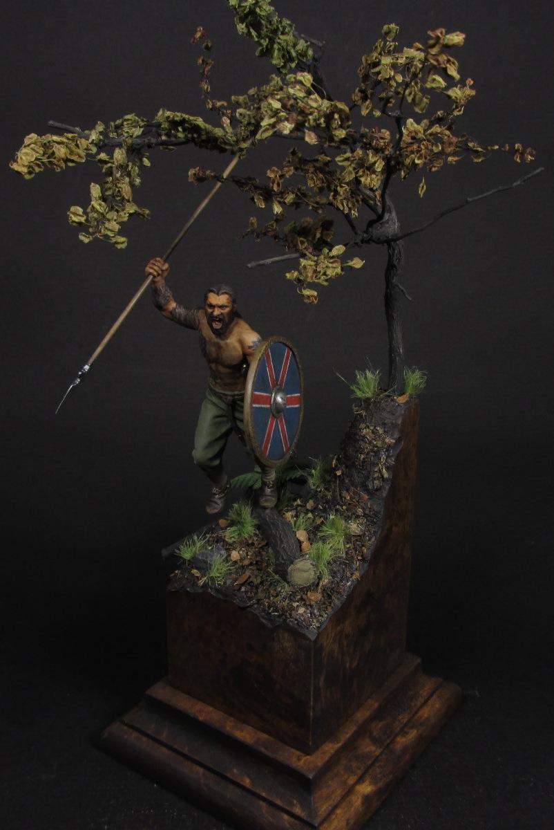 Figures: Viking berserker, photo #8