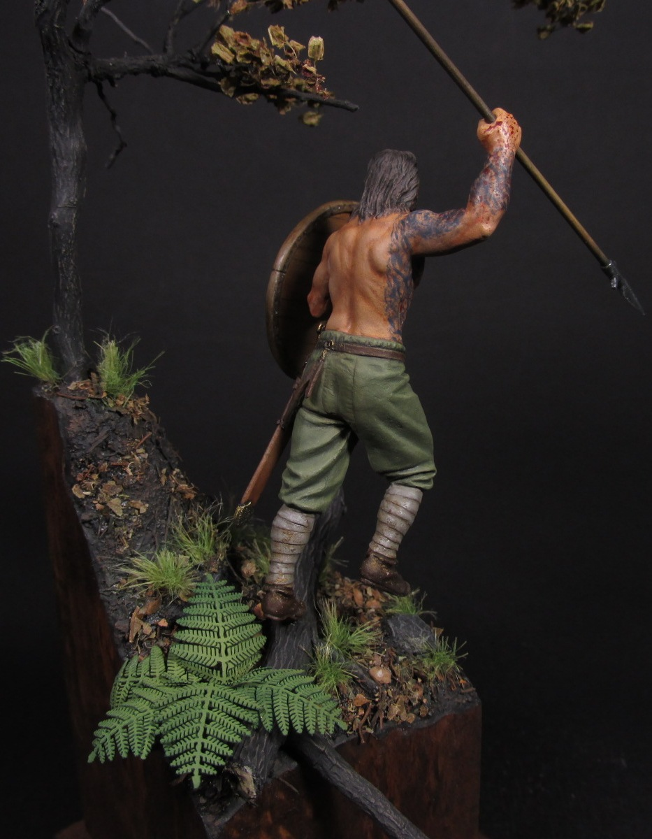 Figures: Viking berserker, photo #9