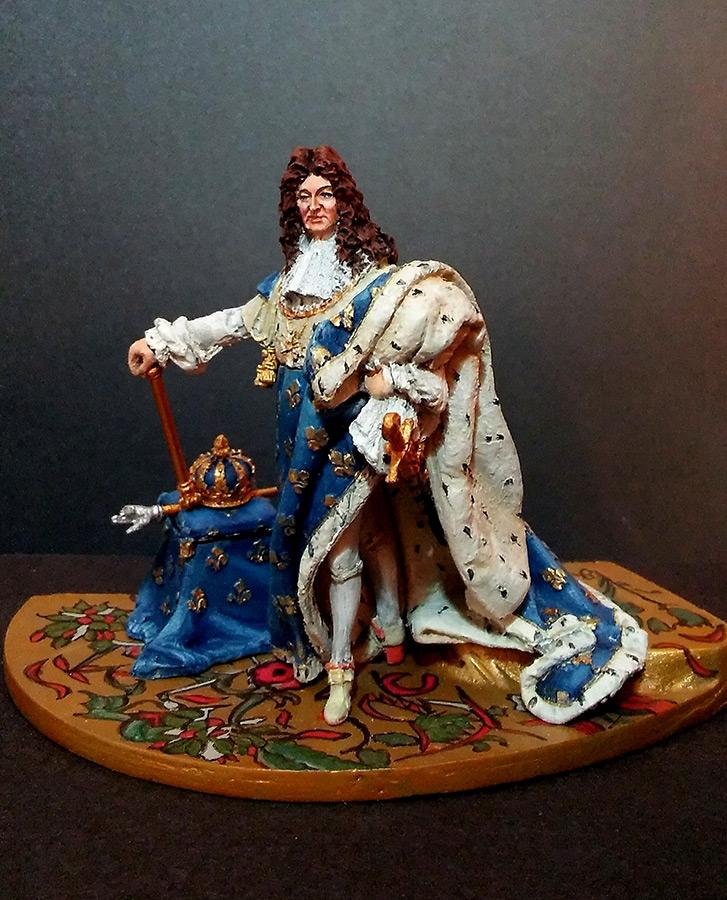 Figures: Louis XIV, Le Roi Soleil, photo #1